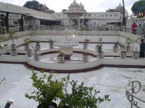 Inside View of Jag Mandir