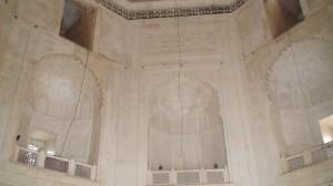 Inside of Bibi Ka Maqbara