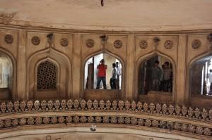 Inside of Charminar