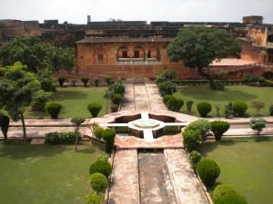 Inside of Jaigarh Fort