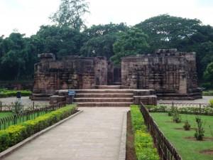 Inside of Konark Sun Temple