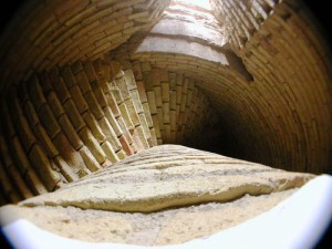 Inside of Minaret of Jam
