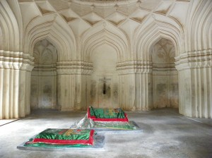 Inside of Qutb Shahi Tomb