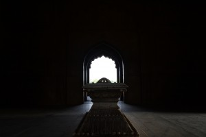 Inside of Safdarjung Tomb