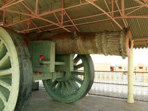 Jaigarh Fort Cannon