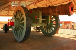 Jaigarh Fort Cannon Photos
