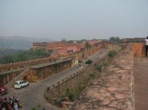 Jaigarh Fort Inside