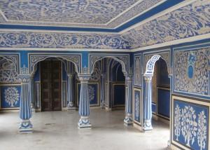 Jaipur City Palace Interior
