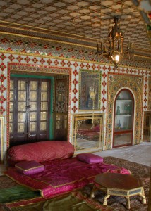 Jaipur City Palace Interior Pictures