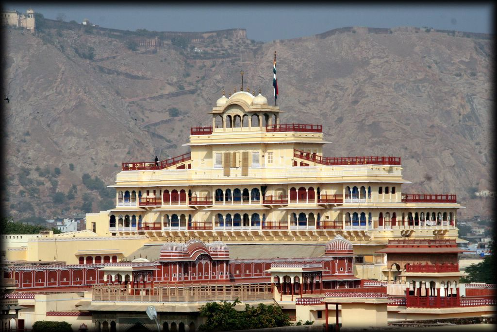 City Palace Jaipur Historical Facts And Pictures The History Hub