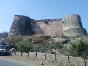 Jhansi Fort Images