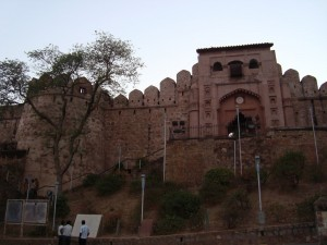 Jhansi Fort Inside Images