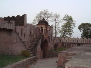 Jhansi Fort Inside Pictures