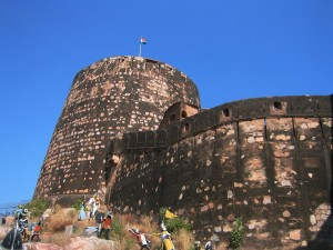 Jhansi Fort Photos