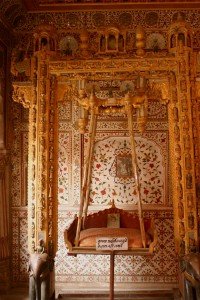Jhoola Inside the Junagarh Fort