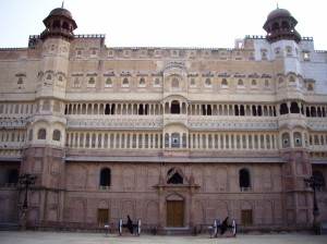 Junagarh Fort Entrance