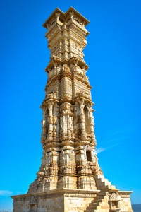 Kirti Stambh of Chittorgarh Fort