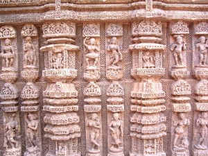 Konark Sun Temple Sculptures Pictures