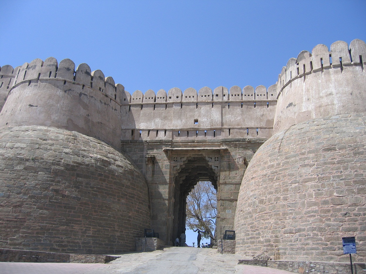 Home Design Layout 3d Kumbhalgarh Fort Historical Facts And Pictures The