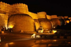Kumbhalgarh Fort Lighting