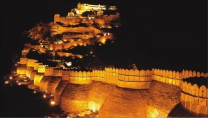 Kumbhalgarh Fort Lighting Pictures