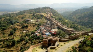 Kumbhalgarh Fort Wall Images
