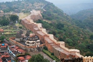 Kumbhalgarh Fort Wall Pictures