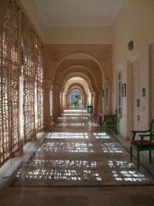 Lalgarh Palace Inside