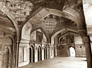 Lodhi Garden Inside