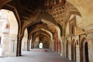 Lodhi Garden Inside View