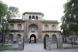 Main Entrance Safdarjung Tomb