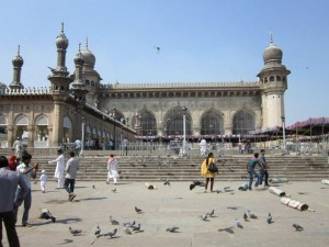 Mecca Masjid Pictures