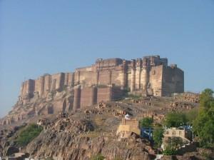 Mehrangarh Fort Images