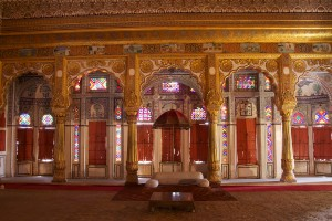 Mehrangarh Fort Inside Pictures