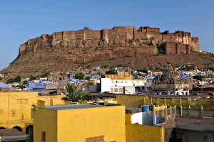Mehrangarh Fort Pictures