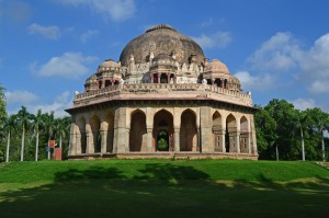 Mohammed Shah Tomb in Lodhi Garden