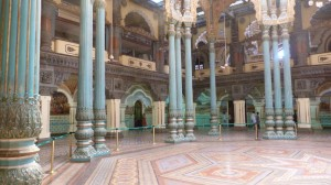 Mysore Palace Inside Pictures