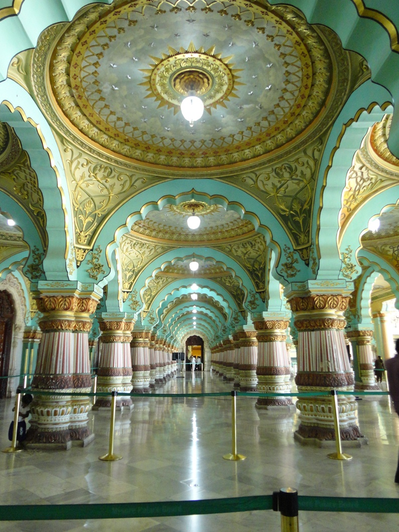 Mysore Palace Historical Facts and Pictures | The History Hub