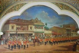 Mysore Palace Paintings