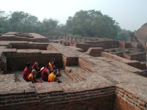 Nalanda University Inside