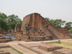 Nalanda University Ruins Pictures