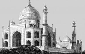 Old Taj Mahal Images