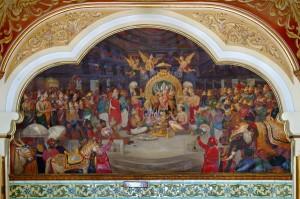 Paintings of Mysore Palace