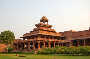 Panch Mahal of Fatehpur Sikri