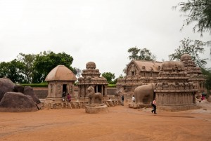 Pancha Rathas Pictures