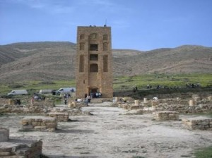 Pictures of Beni Hammad Fort