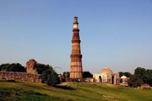 Qutab Minar Images