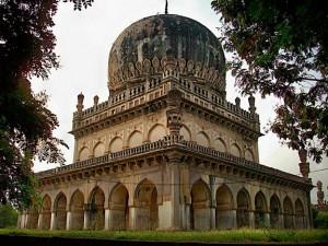Qutb Shahi Tomb Images