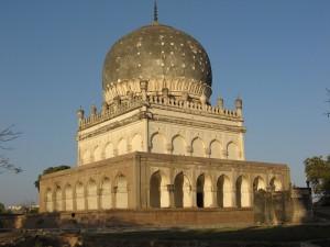 Qutb Shahi Tomb Pictures