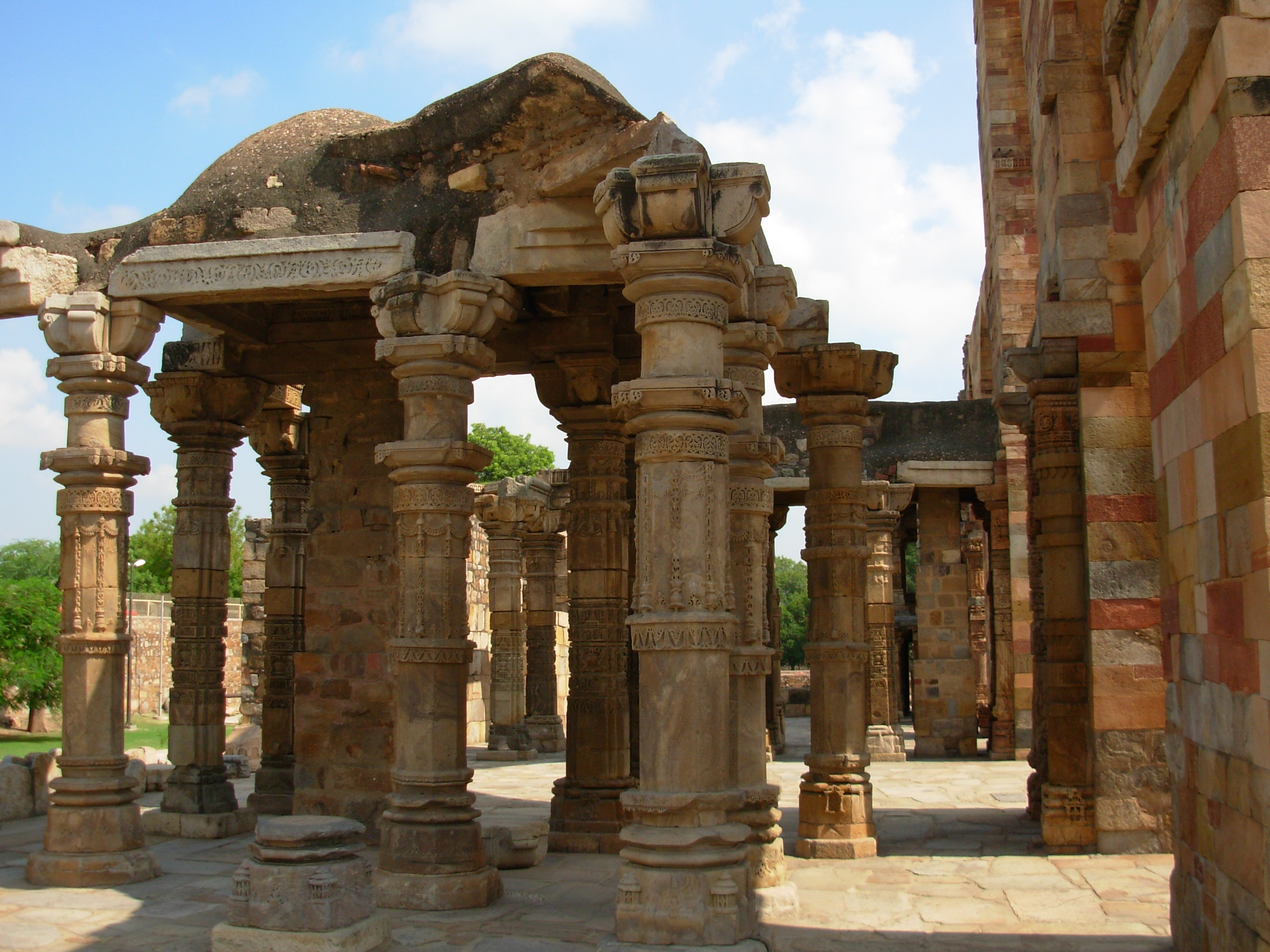 qutub complex How can the answer be improved.